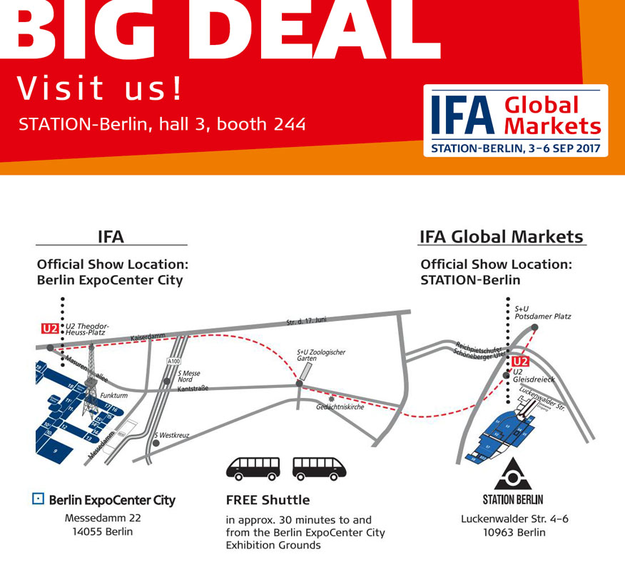 ATTENTION: IFA GLOBAL MARKETS
